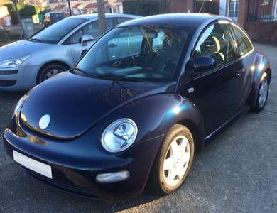Volkswagen (vw) New Beetle à Élancourt (Yvelines)