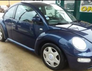 Volkswagen (vw) New Beetle à Ruelle-sur-Touvre (Charente)