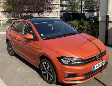 Volkswagen (vw) Polo à Strasbourg (Bas-Rhin)