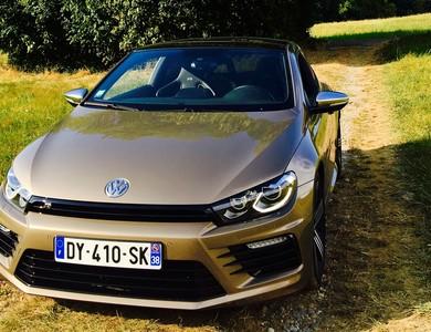 Volkswagen (vw) Scirocco R à Grenoble (Isère)