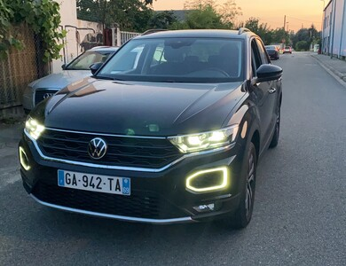 Volkswagen (vw) T-roc à Villeurbanne (Rhône)