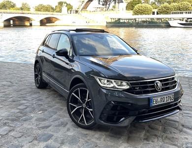 Volkswagen (vw) Tiguan R à Paris (4ème arr.)