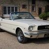 FORD Mustang Cabriolet (1ère Gen) 1966 à Paris (794)