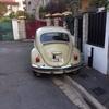 VOLKSWAGEN (VW) coccinelle  1969 à Courbevoie (426)