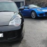 PORSCHE 911 type 996 Carrera 4s x51 2003 à Vendôme (803)