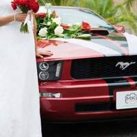 FORD Mustang  2007 à Épernay (093)